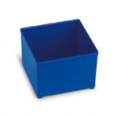 Systainer inzetbakje blauw 9.80 x 9.80 x 7.10