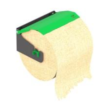 Papierrolhouder S.E. voor bevestiging aan perfopaneel of zijwand