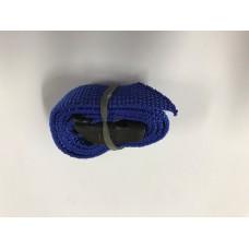 Spanband Tec 7 0.5m blauw