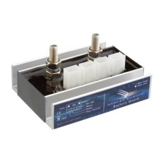 Battery watch 12/24V 60A - spanning instelbaar