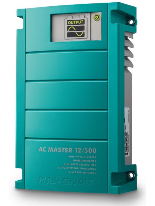 AC Master Sinusomvormer 12V 500VA 1000VA max