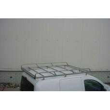 Dakdrager RVS (240 X 120 cm) Volkswagen Caddy Maxi L2H1 (WB 3000 mm)