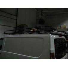 Dakdrager staal zw. poederl. (380 x 166 cm) Ford Transit L4H3