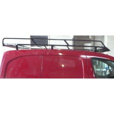 Dakdrager staal zw. poederl. (190 x 129 cm) Peugeot Bipper L1H1