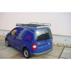 Dakdrager staal zw. poederl. (240 X 120 cm) VW Caddy Maxi (WB 3000 mm) L2H1