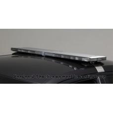 Legacy lichtbalk, 1371 mm, Amber, R65 KL1, 4 hoekmodules