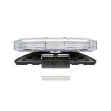 Legacy lichtbalk, 1117 mm, Amber R65 KL1, 4 hoekmodules