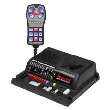 HHS4200 Sirene met PA vrij programeerbaar en WE CAN connectie met nachtfunctie