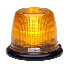 L41 zwaailamp LED, Amber, R65 KL1, 12/24V