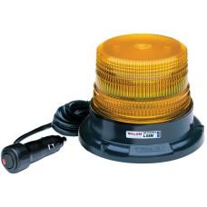 L53 zwaailamp LED, Amber, Magnetische montage
