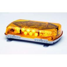 Century lichtbalk Mini, 280 mm, Amber, vaste montage