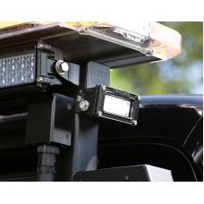 Pioneer Nano 3, werklamp, zwart met montagebeugel