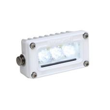 Pioneer Nano 3, werklamp, Wit met montagebeugel