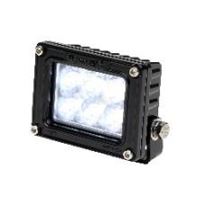 Pioneer Nano 6, 24V, werklamp, zwart met montagebeugel