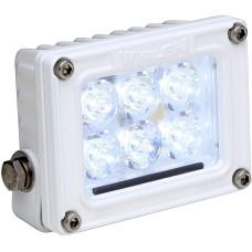 Pioneer Nano 6, 24V, werklamp, Wit met montagebeugel