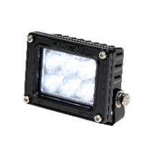 Pioneer Nano 6 , werklamp zwart met montagebeugel