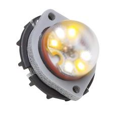 Vertex LED flitser omnidirectioneel amber